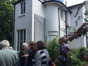 Tour of Turner's House