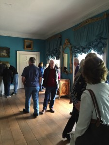 The Blue Room at Osterley House