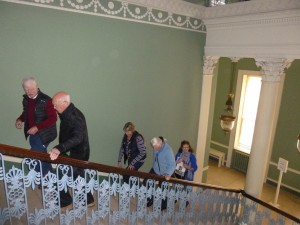 The Grand Stairway at Osterley House