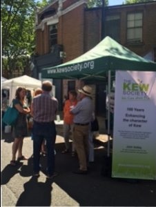 Kew Village Market Aug 2016